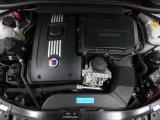 パワートトルクが大きく、かつ燃費の良いエンジンです。トルクが大きいのがALPINAの特徴ですが、これにより最大効率の燃焼、低燃費を実現し、かつ運転が楽になります。
