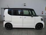 N-BOXカスタム G ターボ Aパッケージ 2トーンカラースタイル 4WD