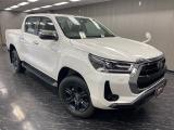 ハイラックス 2.4 Z ディーゼル 4WD 新車未登録 現行モデル 安全運転支援機能