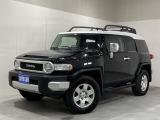 FJクルーザー 4.0 4WD コンビニエンスPKGアップグレードBカメラ オートクルーズ ETC ...