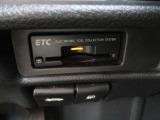 ビルトインETCで車内もスッキリ