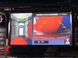 アラウンドビューモニターは上から目線で全方向確認します。