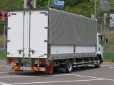 フォワード 冷凍車 1.75t 冷凍ウイング 内寸-長669x幅219x高222