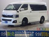 ハイエース キャンピング ハイエースW GL 4WD ベッドキット