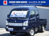 キャリイ スーパーキャリイ X 4WD トラック 2型 衝突軽減ブレ