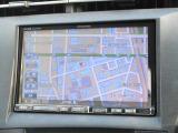 地デジ放送対応の社外HDDナビゲーションを装備しています