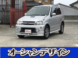 テリオスキッド キスマークX 4WD 5MT 4WD キーレス ターボ アルミ CD