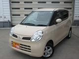 モコ E FOUR 4WD 清掃除菌済 スマートキー シートヒーター