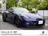 718ケイマン GTS