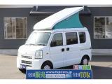 エブリイ キャンピング キャンピングカー広島 ピクニック 走行充電