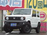 ジムニー XL スズキ セーフティ サポート 4WD 5速MT 8インチナビ シートヒーター