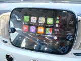 アップルカープレイ起動画面です!携帯内臓のアプリを使用できます!!