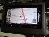 ギャザーズナビ装着でドライブも安心。フルセグTVも付いています。