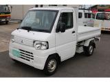 ミニキャブトラック  PTOダンプ 4WD