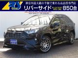 RAV4 2.0 G Zパッケージ 4WD 1オーナーTRDエアロ9型ナビ前後ドラレコETC