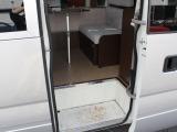 コースター キャンピング コースター オリジナルキャンパー FF 冷蔵庫