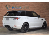 レンジローバースポーツ HSE 4WD 22インチアルミ