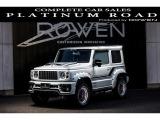 ジムニーシエラ 1.5 JC 4WD ROWENエアロ ローダウン 16AW マフラー