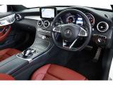 Cクラスクーペ AMG C43クーペ 4マチック 4WD サンルーフ 純正19AW 赤革 ブルメスター