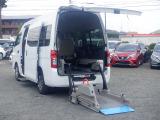NV350キャラバン  2.5 チェアキャブ 車いす1+1名仕様