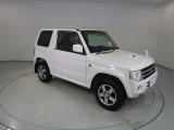 パジェロミニ ホワイトパールセレクト 4WD