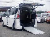 セレナ  2.0 S スタッフ応援パック チェアキャブ スロープタイプ 車いす1名 送迎仕