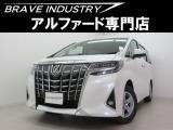 アルファード 2.5 X 新車 LEDヘッド Dオ-ディオ 両側電動スラ