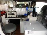 N-VAN L ホンダセンシング キッチンカー発電機付き