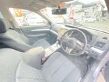 レガシィツーリングワゴン 2.5 i 4WD タイベル交換済みナビ検R4年7月純正アルミ