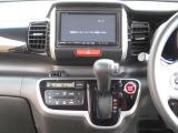N-BOXカスタム G SSパッケージ 1オーナー SDナビ Bluetooth ETC HIDライト