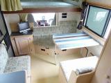 カムロード キャンピング カムロード 東和 フレミッシュ 冷蔵庫 二段ベッド