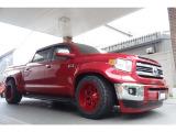 タンドラ クルーマックス 1794エディション 5.7 V8 4WD 新車並行ハニーD大型モニター...