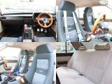 ギャランシグマ 1.6 SLスーパー 車高調 リアスポ