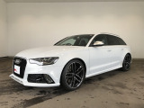 RS6アバント 4.0 4WD