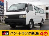 ボンゴブローニイバン 2.5 DX 低床 ロング ディーゼル 4WD