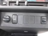 各装備品、ボタン1つで切替自由!