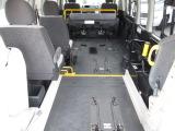 ハイエース  福祉車両 ウェルキャブDタイプ パワースライドドア