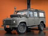 ディフェンダー 110 SE ディーゼル 4WD 正規D車右HTd5D-TB4WD5速車Custom110SE