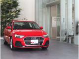 高級感のあるデザインです。Audiの持つ「品の良さ」が伝わってきます。