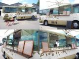 シビリアン  移動販売 キッチンカー 8ナンバ- 1500Wインバータ