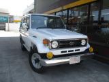 ランドクルーザーバン 70 LX ディーゼル 4WD
