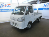 ハイゼットトラック エアコン パワステ スペシャル 3方開 4WD