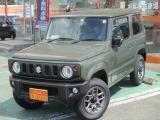 ジムニー XC 4WD 届出済未使用車/スズキセーフティS