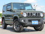 ジムニー XC 4WD 8インチ純正ナビ DTV セーフティサポート