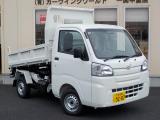 ハイゼットトラック 多目的ダンプ PTO式 4WD