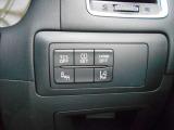 安全運転支援装備のスイッチ類です。