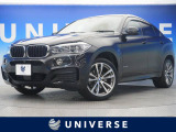 X6 xドライブ 35i Mスポーツ 4WD