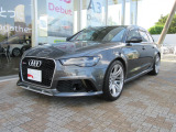 RS6アバント/4.0 4WD