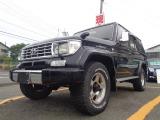 ランドクルーザープラド 3.0 SXワイド リミテッド ディーゼル 4WD