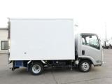 エルフ 冷蔵冷凍車 -30度設定 二室式冷蔵冷凍車